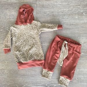 Other - 0-3 month handmade outfit